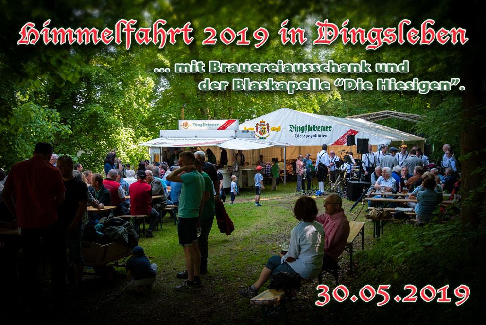 Himmelfahrt 2019 in Dingsleben