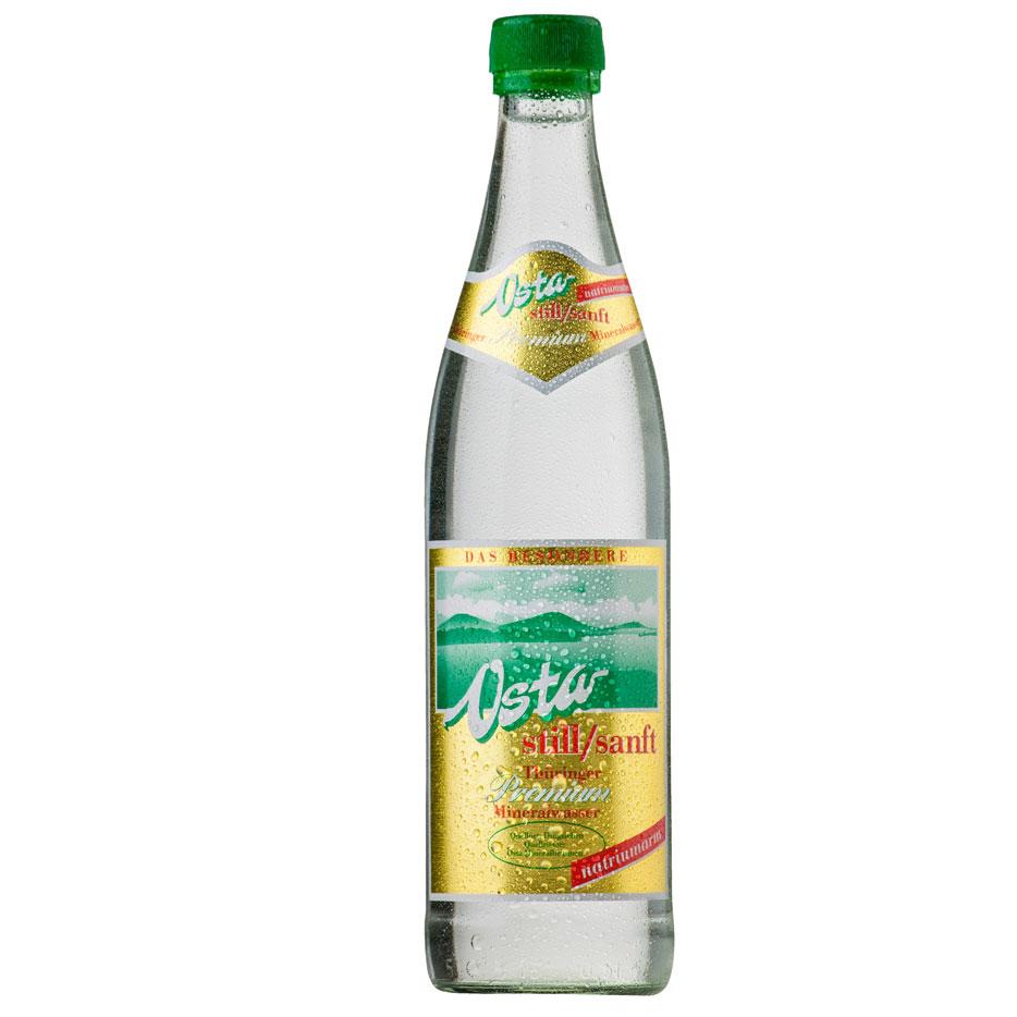 Limonaden & Wasser